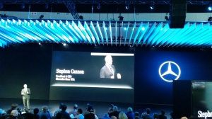 Mercedes-Benz President Stephen Cannon